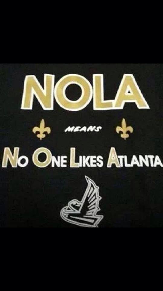 New Orleans Saints!!