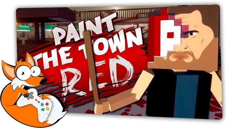 РАЗБОРКИ С ПОЛИЦИЕЙ  Большое обновление в Paint The Town Red https://youtu.be/1IXrBd6tnH0