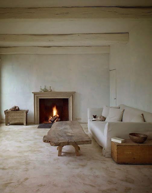 Décor de Provence: Axel Vervoordt...: