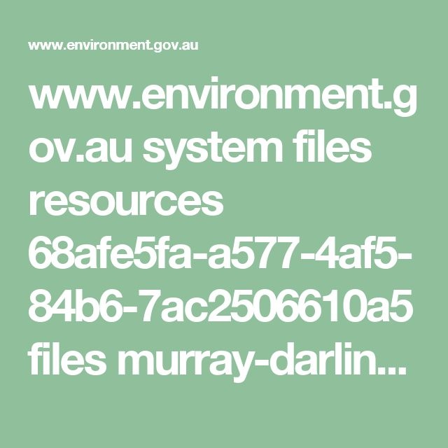 www.environment.gov.au system files resources 68afe5fa-a577-4af5-84b6-7ac2506610a5 files murray-darling-basin-teacher-kit.pdf