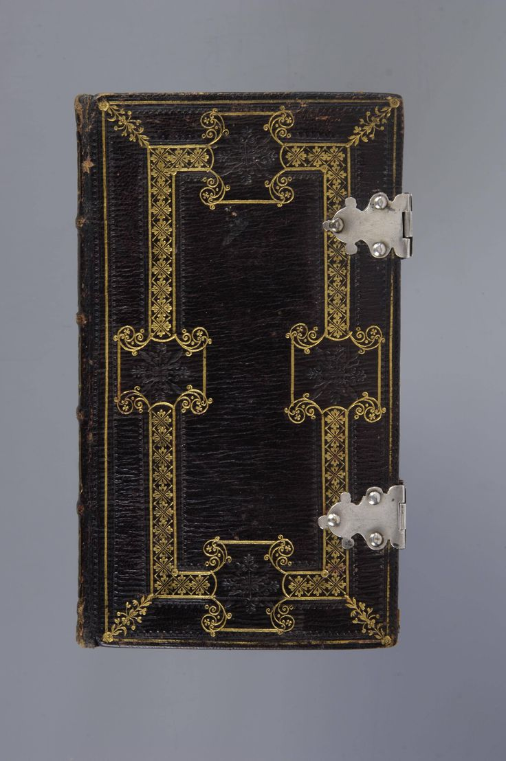 Book Cover. VU University Amsterdam Library, CC0