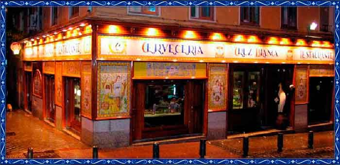 """En la """"Cervecería Cruz Blanca Vallecas"""" puedes degustar nuestro famoso Cocido Madrileño, avalado por la más alta puntuación otorgada por el prestigioso """"Club de Amigos del Cocido""""."""