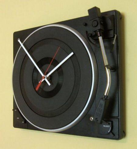 EL MUNDO DEL RECICLAJE: Hazte un reloj con material reciclado