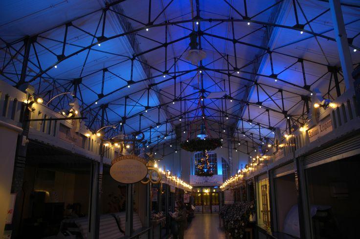 "Kauppahalli market hall: ""Mercato"" | City of Tampere 2011"