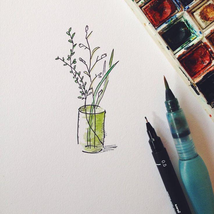 #fragile #watercolor