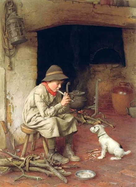"""""""Home Sweet Home"""" ... by Charles Edward Wilson"""