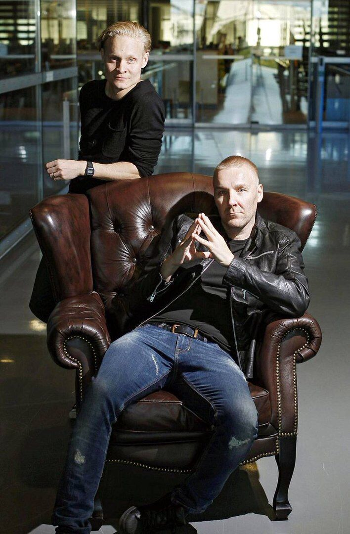 Poets of the Fall || marko and olli
