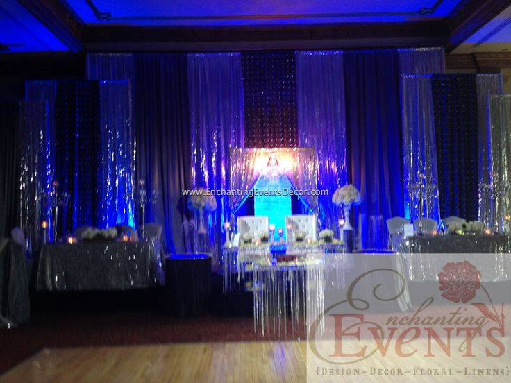e1fa4a0b36b84d6f40d716acd4253eab  chandelier wedding water walls - Royal Wedding Reception Photos