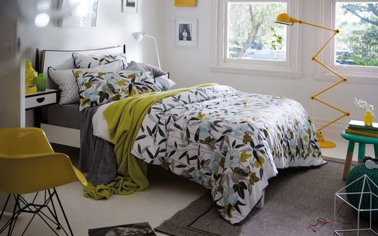 Sheridan - sarai quilt cover set - quilt covers - bedroom - Luxury bed linen, quilt covers, sheets, towels and accessories