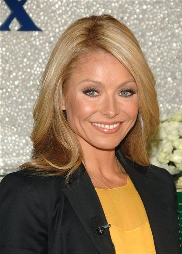 Kelly Ripa.  Because she just seems fun!