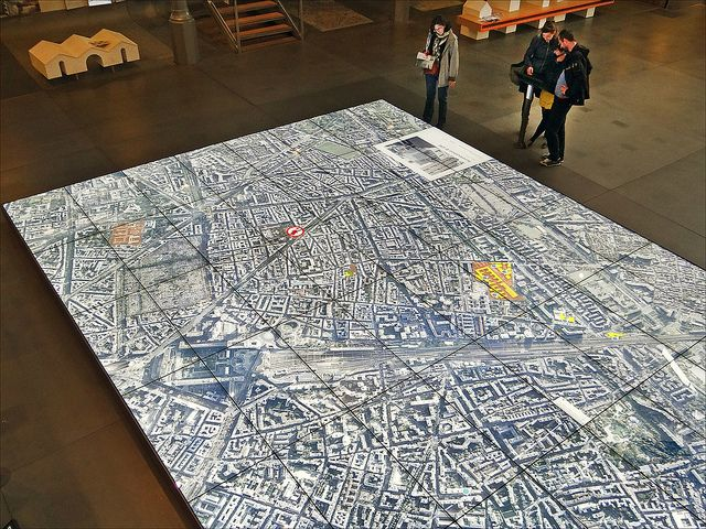 Pavillon de l'Arsenal - Paris, métropole 2020