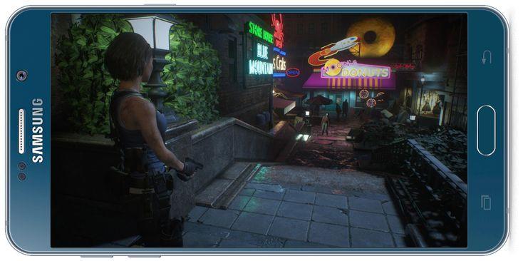 Free resident evil 3 nemesis remake apk download android