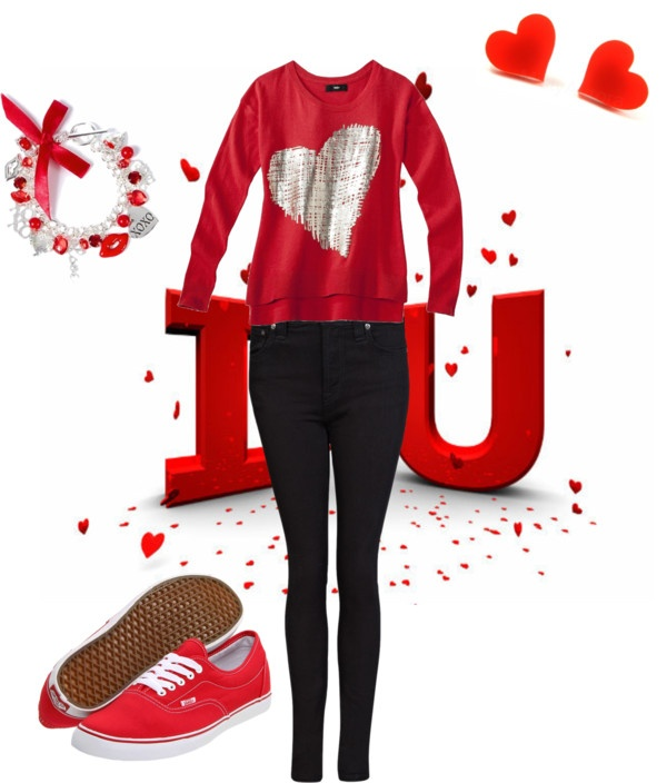 1000+ images about Valentines day outfits on Pinterest ...