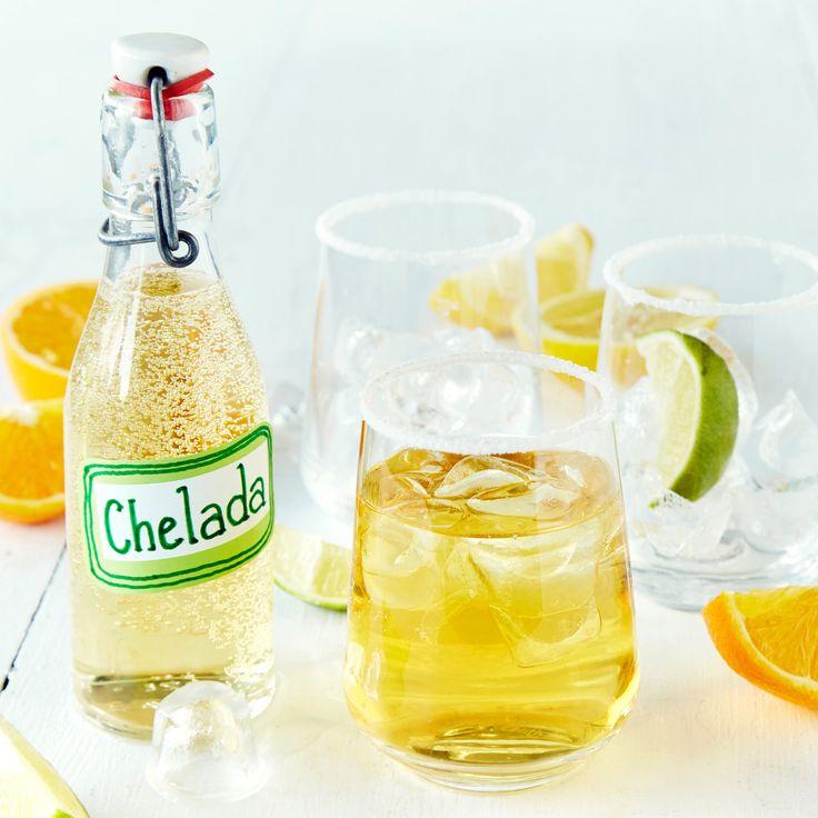 Alkoholiton chelada   K-ruoka Tämä raikas limetillä maustettu olutjuoma maistuu erityisen hyvin kesähelteellä.