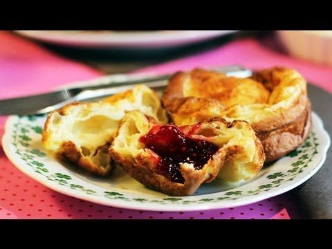 POPOVERS - amerikanisch frühstücken