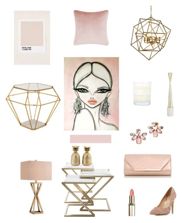 """""""Wendy Buiter - Enchantingly Artwork"""" by wendy-buiter on Polyvore featuring interior, interiors, interior design, thuis, home decor, interior decorating, Honeymoon Hotel, Tom Dixon, A.P.C. en Marchesa"""
