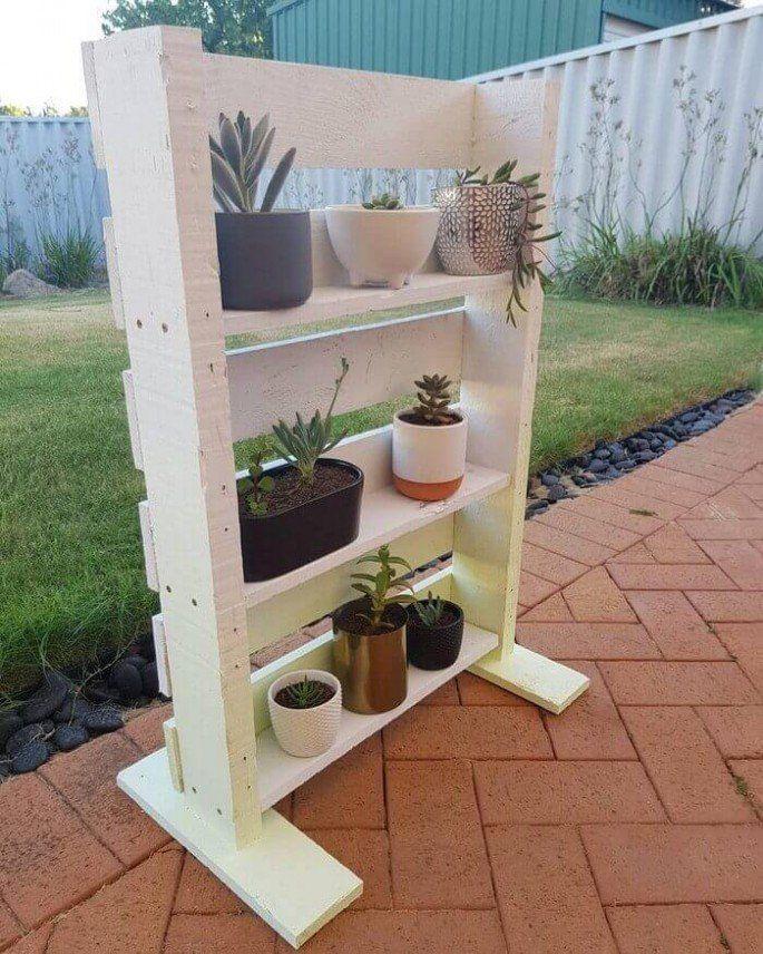 14 Best Diy Pallet Wall Shelves Ideas In 2018 Pallet Diy Diy Pallet Projects Outdoor Shelves