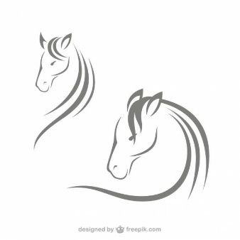 les 25 meilleures id es de la cat gorie dessin cheval sur pinterest dessin avec tapes cheval. Black Bedroom Furniture Sets. Home Design Ideas