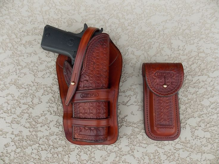 1915 style border Holster for the Colt 1911