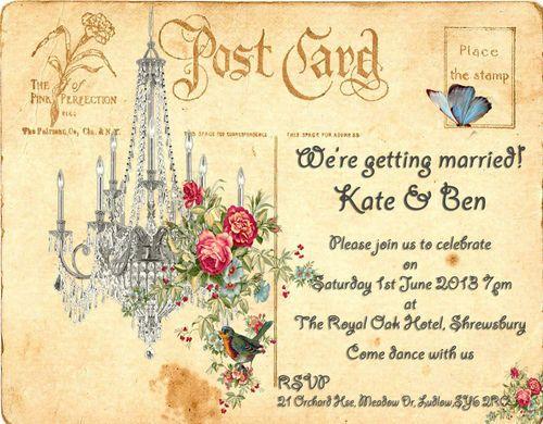 Wedding Invitations Sale Uk: 81 Best Vintage Finds Images On Pinterest