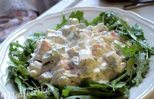 Συνταγή: Καβουροσαλάτα