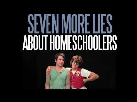 Seven More Lies about Homeschoolers