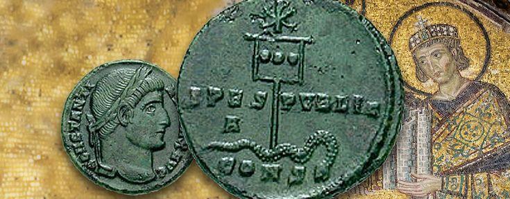 27. Februar um 285 – der spätere Konstantin der Große wird geboren