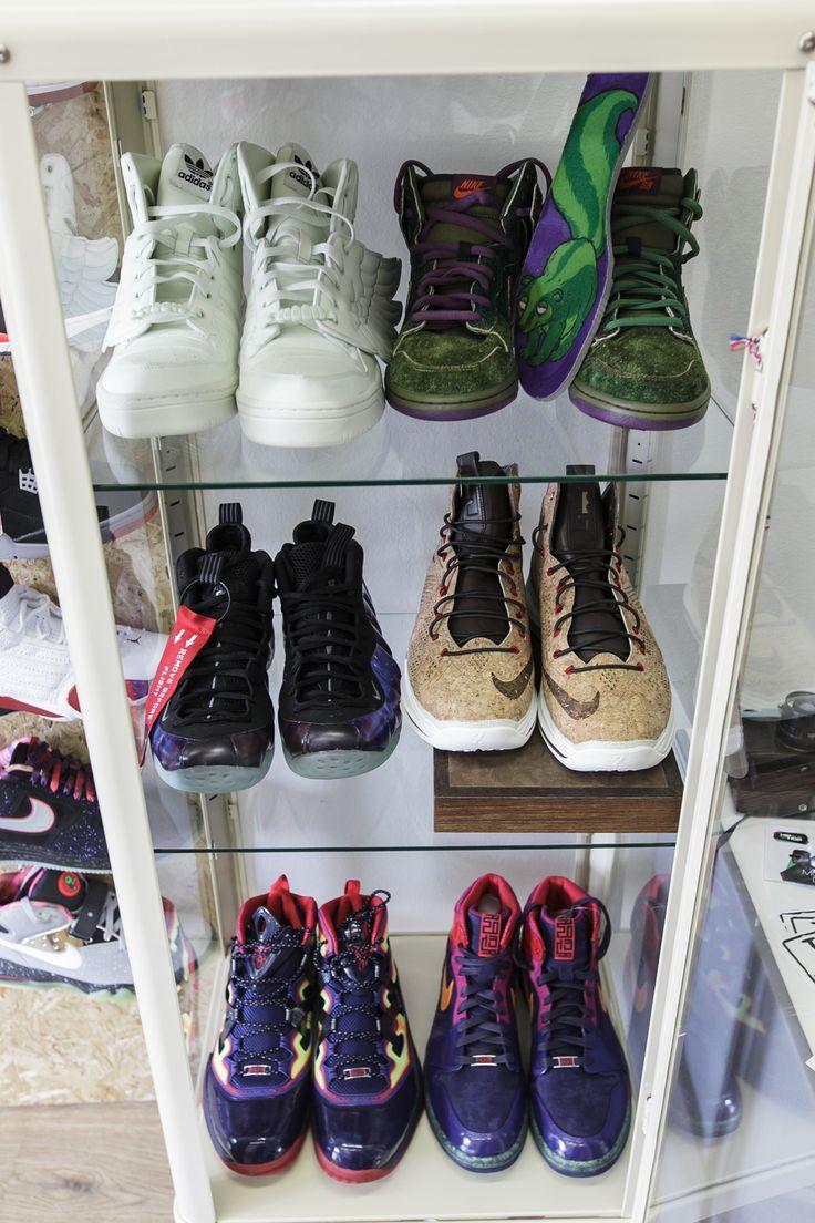 #sneakerbarber #popupstore #mikulasska31 #bratislava #sneakers