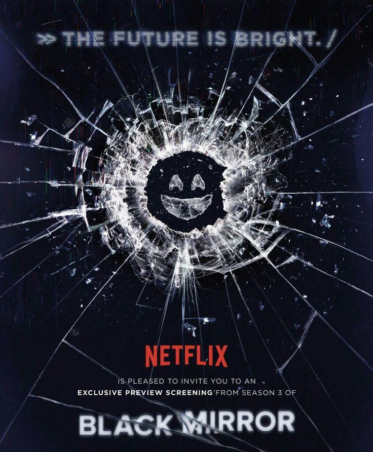 Black Mirror poster #netflix