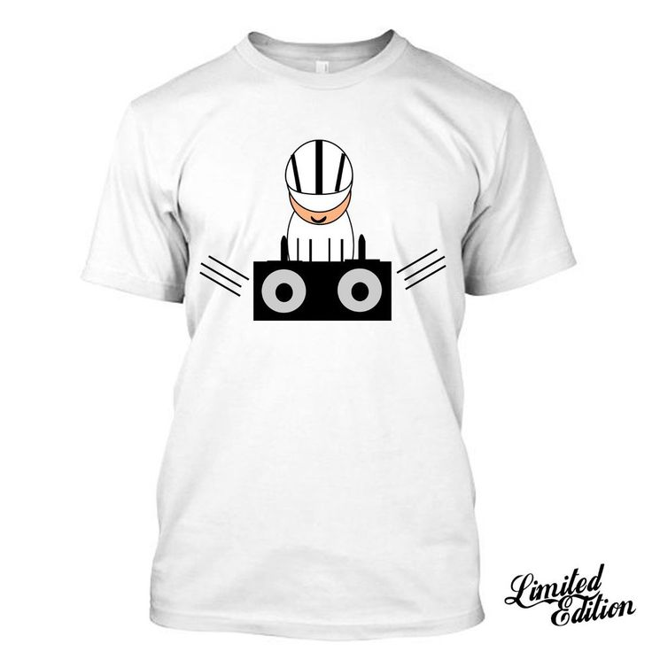 DJ I Love Disc Jokey Lp Funny T Shirt Tees  #Unbranded