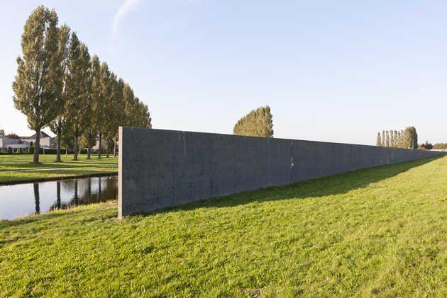 Richard Serra, Sea Level (1989-1996), Zeewolde