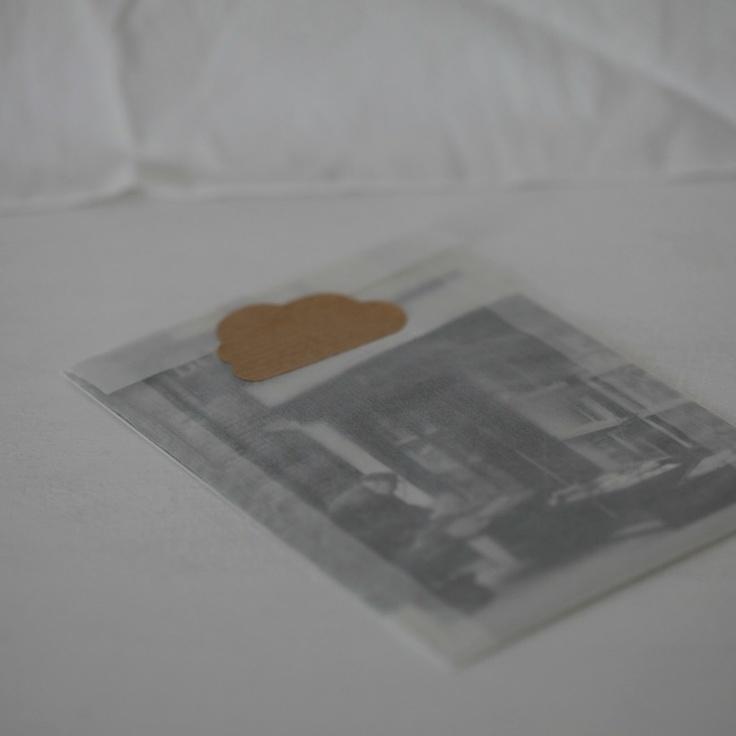 Merci Papier - Verpacken & Schenken mit / Pergamintüten A6