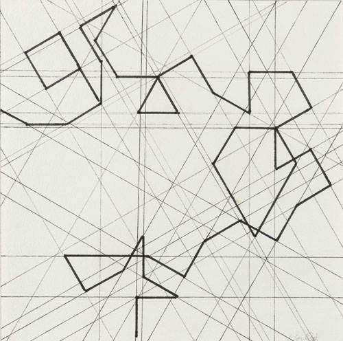 By François Morellet (French, b.1926)