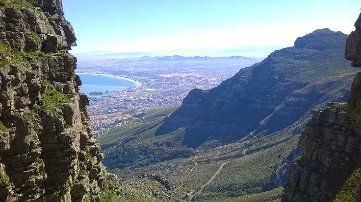 Platteklip Gorge, Table Mountain (Nature Reserve), Cape Town