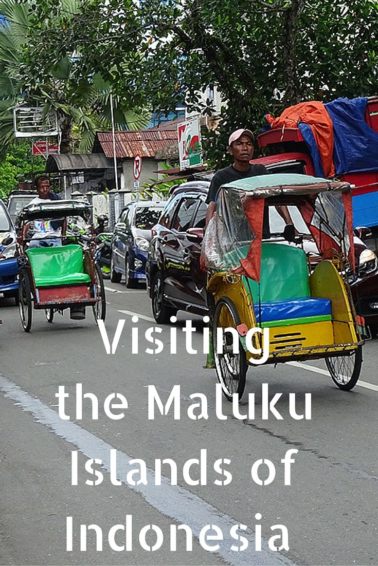 Visiting the Maluku Islands of Indonesia
