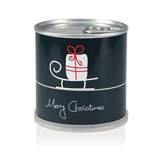 Uberlegen Weihnachtsbaum In Der Dose   Merry Christmas Schlitten Aus Jeder Dose  Wächst Mit Etwas Pflege Ein