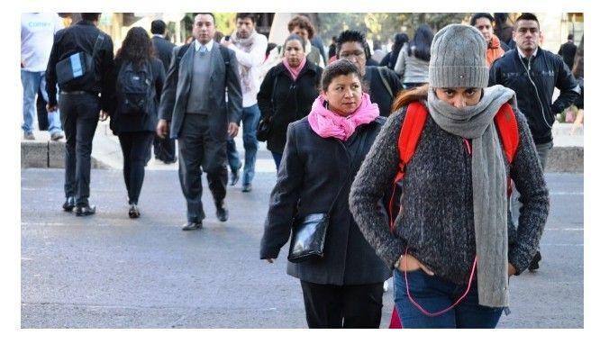 Nuevo frente frío afectará el norte del país