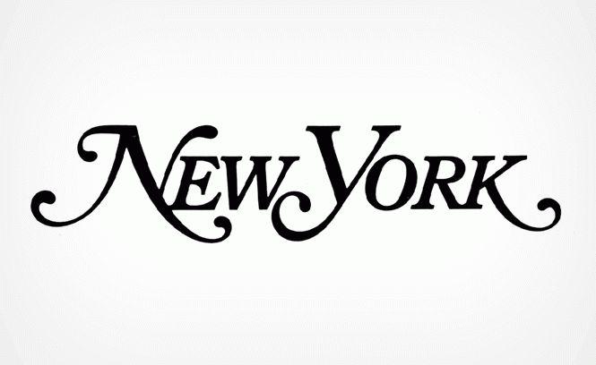 Milton Glaser   The Work   New York Magazine   Identity
