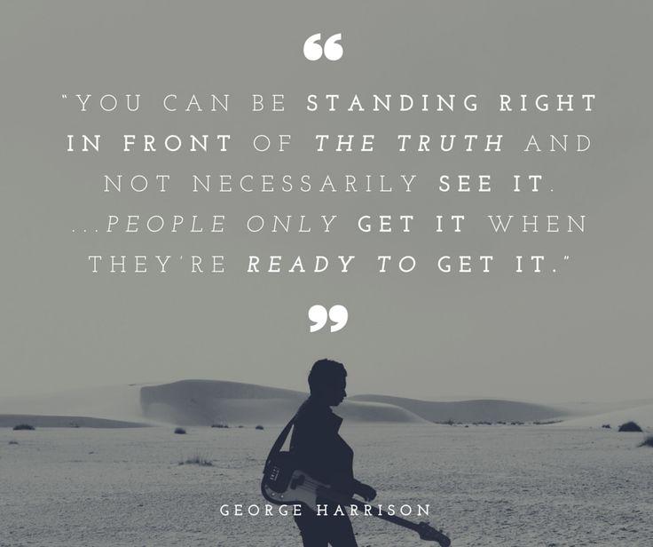 George Harrison Quote  #quotes #musicians #musicquotes