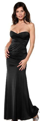 Strapless Gown Formal Evening Party Special Occassion Long Maxi Dress: Special Occass, Gowns Formal, Party'S, Strapless Gowns, Evening Parties, Long Maxi Dresses, Occass Long, Evening Party, Parties Special