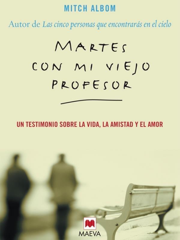 EL LIBRO DEL DÍA    Martes con mi viejo profesor, de Mitch Albom.  http://www.quelibroleo.com/martes-con-mi-viejo-profesor 21-11-2012