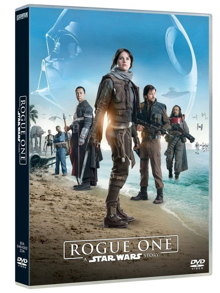Rogue One - A Star Wars Story - DVD Nuovo Sigillato disponibile https://goo.gl/A7CkHN