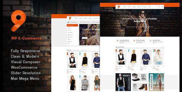 9 Fashion - WooCommerce WordPress Theme
