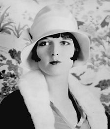 The Roaring 20s: Jazz, Flappers, and the Charleston Actress Louise Brooks, seen here in 1926, helped to popularize the bob haircut. PUBLIC DOMAIN