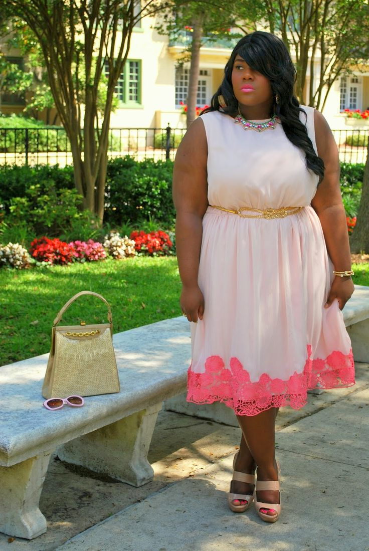 Musings of a Curvy Lady: Sunday Best Everyday