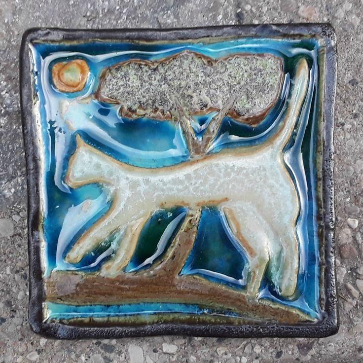 Cat Leif sporck Tiles, Cats