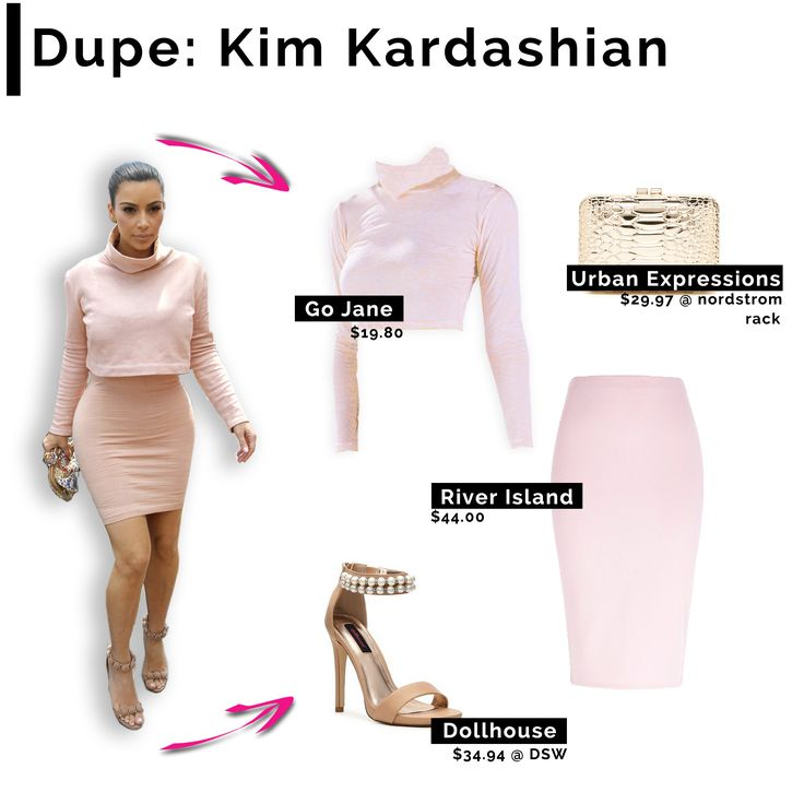Dupe That Look: Kim K | HIP LIST Outfit Dupes. | Pinterest ... Rosie Huntington Whiteley Clothing