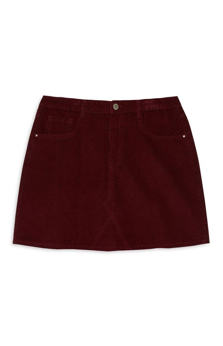 Primark - Cord Skirt