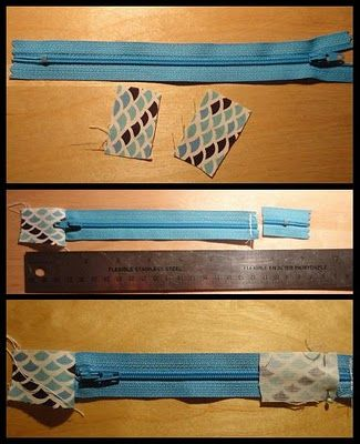 A Sewcial Life: Zippered Clutch Tutorial