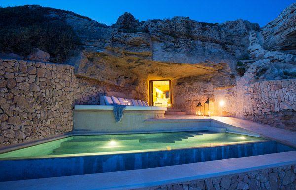 Hotel Cap Rocat, la exclusiva fortaleza mallorquina mirando al mar